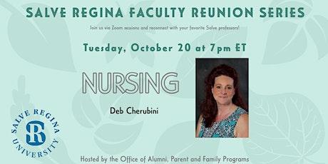 Salve Regina Faculty Reunion Series: Nursing tickets