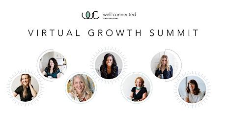 Virtual Growth Summit tickets