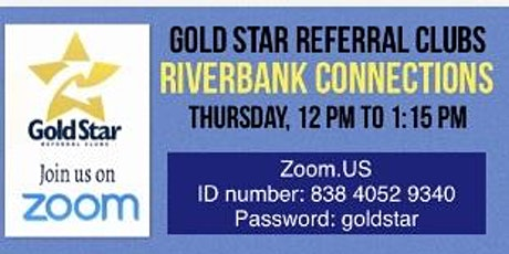 Riverbank Connections tickets