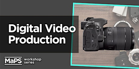 Digital Video Production Foundations tickets