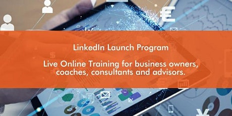 LINKEDIN LAUNCH PROGRAM | OCTOBER INTAKE tickets