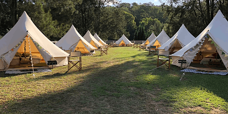 ALL INCLUSIVE Luxury Glamping Weekend tickets