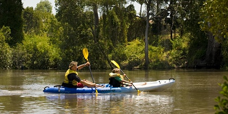 Kayaking for World Rivers Day Logan tickets