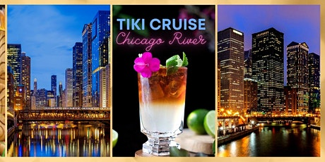 Private Chicago River Tiki Cruise (2-6 people) tickets