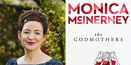 Online Author Talk - Monica McInerney tickets