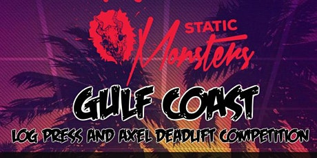 Static Monsters Gulf Coast tickets