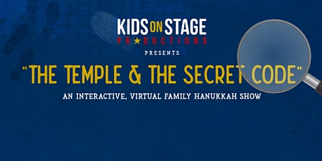 """The Temple & The Secret Code"" tickets"