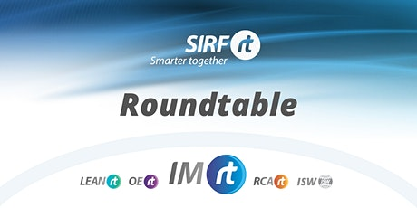 SA SIRF IMRt Roundtable |  Automation with Expert Presenters tickets