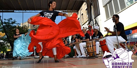 Free Online Bomba Puertorriquena Dance Workshop for ALL!!! tickets
