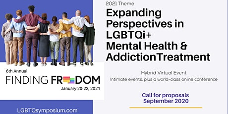 Finding Freedom LGBTQ Symposium 2021 tickets