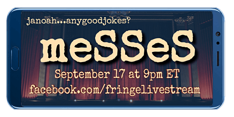 FringeLiveStream  I  meSSeS tickets