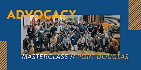 Advocacy Masterclass - Port Douglas tickets