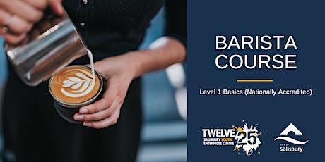 Barista Course - Level 1 Basics (Nationally Accredited) tickets