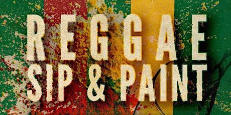 Reggae Sip Paint & Party DMV tickets