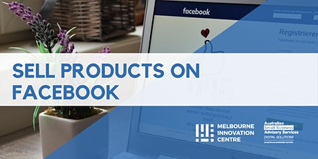 Sell Products on Facebook - Stepping Stones tickets
