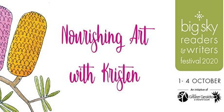 Big Activities for Kids - Nourishing Art with Kristen tickets