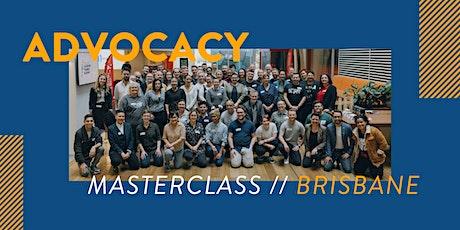 Advocacy Masterclass - Brisbane tickets