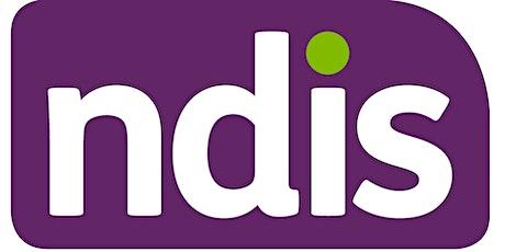 NDIS - Mackay Regional Provider Network Meeting tickets