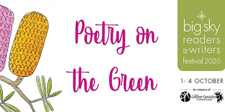 Poetry on the Green tickets