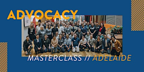 Advocacy Masterclass - Adelaide tickets