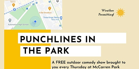 Punchlines in the Park tickets