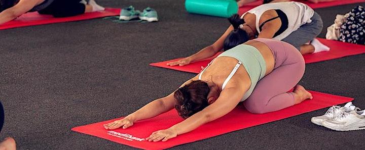 Medibank Feel Good Program - Yoga image