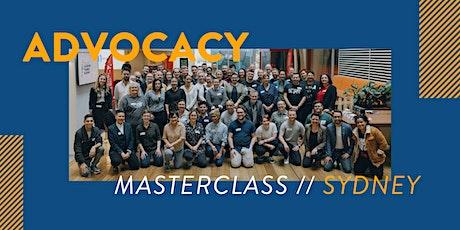Advocacy Masterclass - Sydney tickets