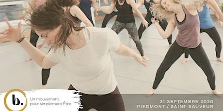 b.class®  - Lancement de programme - Région de Piedmont / St-Sauveur billets