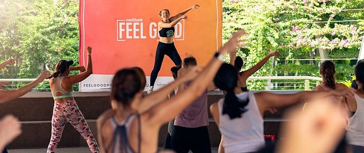 Medibank Feel Good Program - Zumba image