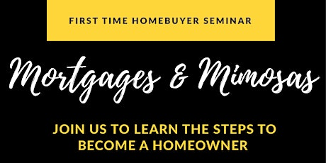 Copy of Mortgages and Mimosas tickets