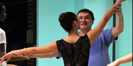 Masterclass with world renown Valery Lantratov tickets