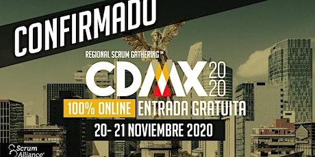 Regional Scrum Gathering México - 2020 entradas