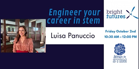 Engineering Your Career in STEM tickets