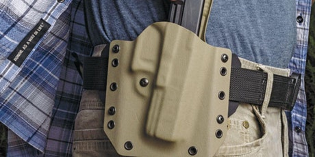FL Concealed Carry Licensing Class (CWFL / CCW) tickets