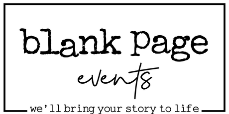 Blank Page Event's Business Launch tickets