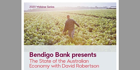 The State of the Australian Economy with David Robertson tickets