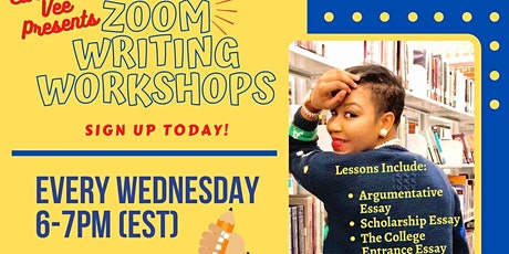 Zoom Writing Workshop tickets