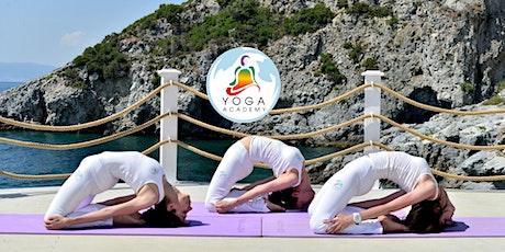 ENGLISH! Original Yoga System. Tuesday ingressos