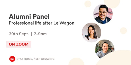 Le Wagon Talk: Alumni Panel tickets