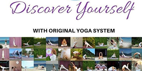 ENGLISH! Original Yoga System.  México Thursday ingressos