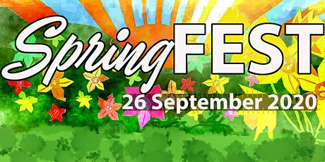 Tuggeranong SpringFEST Sustainability Day 2020 tickets
