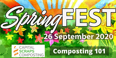 SpringFEST: Composting 101 with Capital Scraps Composting tickets