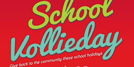 School Vollieday- WA Aids Council tickets