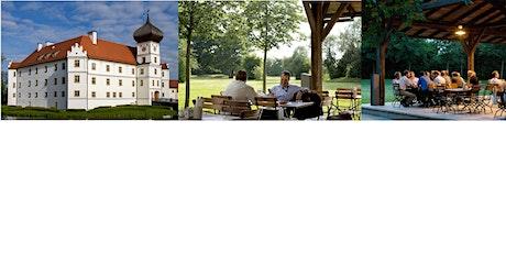 Unternehmertreffen im Biergarten Schloss Hohenkammer Tickets