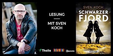 LESUNG mit Sven Koch Tickets