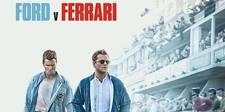 Drive In @ Queanbeyan - Ford vs Ferrari tickets
