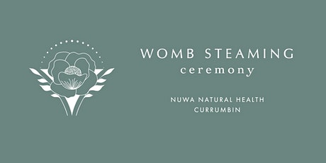 Womb Steaming Ceremony tickets