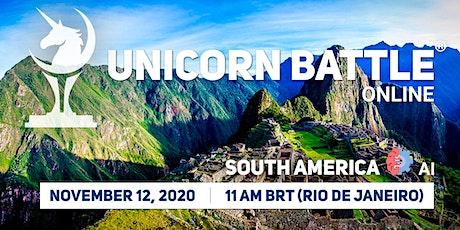 AI Unicorn Battle in South America tickets