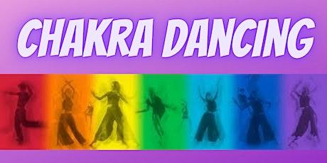 Chakra Dancing tickets
