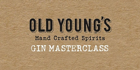 Old Young's Make Your Own Gin Masterclass tickets